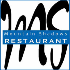 Mountain Shadows Restaurant web logo