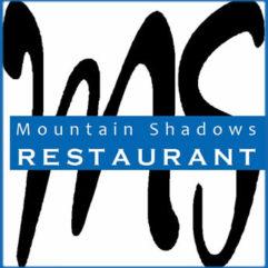 Mountain Shadows Restaurant web logo